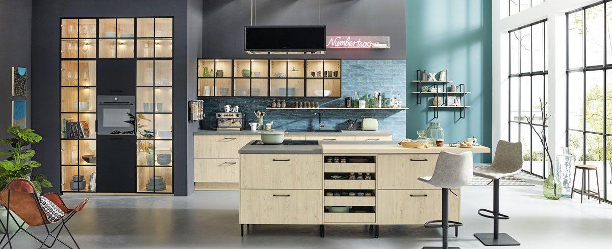 Küchen-Kompetenzwelt - Küchen Elektrogeräte Ochtrup: Knöpper ...