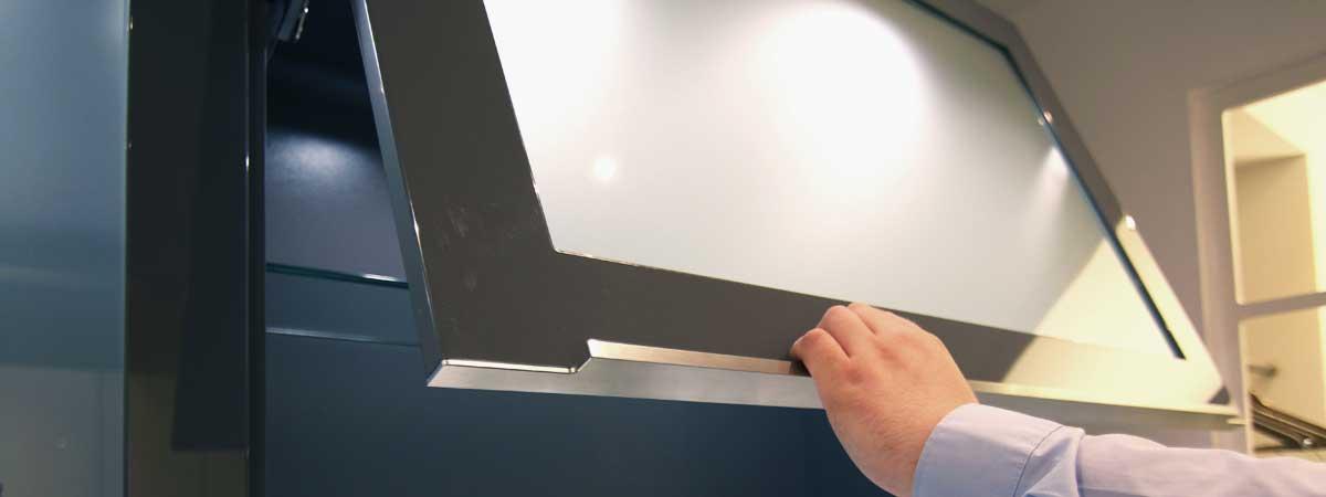 Oberschränke Küchen Elektrogeräte Ochtrup Knöpper Küchen Elektro