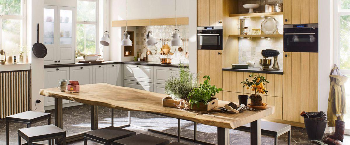 Ihre Wohnküche - Küchen Elektrogeräte Ochtrup: Knöpper Küchen & Elektro